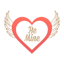 Be mine valentine Icon