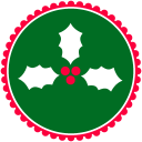 128x128px size png icon of Christmas Decorations