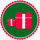 128x128px size png icon of Christmas Gifts