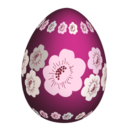 128x128px size png icon of easter egg 1