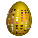 128x128px size png icon of easter egg 2