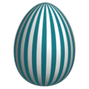 128x128px size png icon of easter egg 5