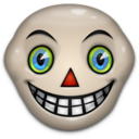 128x128px size png icon of Skeleton