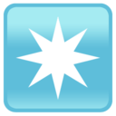 128x128px size png icon of Bright Star iPhone