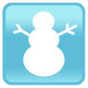 128x128px size png icon of Frosty iPhone