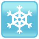 Snowflake iPhone Icon