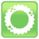 128x128px size png icon of Wreath iPhone