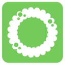 128x128px size png icon of Wreath