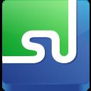 128x128px size png icon of StumbleUpon 2