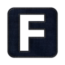 128x128px size png icon of Fark square