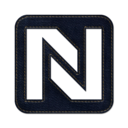 128x128px size png icon of Netvous square