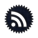 Rss badge Icon