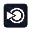 128x128px size png icon of blinklist square