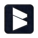 128x128px size png icon of blogmarks square
