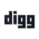 128x128px size png icon of digg 2