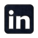 128x128px size png icon of linkedin square 2