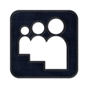 128x128px size png icon of myspace square 2
