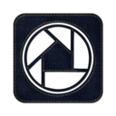 128x128px size png icon of picasa square 2