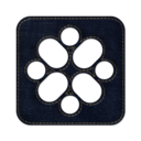 128x128px size png icon of ziki square 2