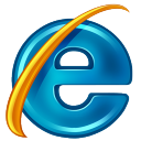128x128px size png icon of InternetExplorer