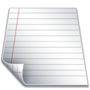 128x128px size png icon of page