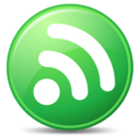 Feeds Green 256x256 Icon