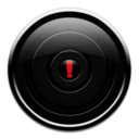 128x128px size png icon of alert1