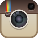 128x128px size png icon of Active Instagram 3