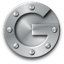 128x128px size png icon of Google Authenticator