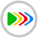 128x128px size png icon of Google Plus 2