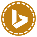 128x128px size png icon of Bing