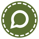 128x128px size png icon of Identica