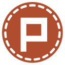 128x128px size png icon of Plurk