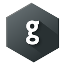128x128px size png icon of Github