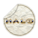 128x128px size png icon of halo