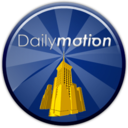 128x128px size png icon of Dailymotion