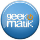 128x128px size png icon of Geeko