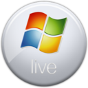 128x128px size png icon of Live