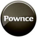 128x128px size png icon of Pownce