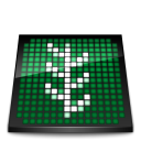 128x128px size png icon of newsvines