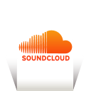 128x128px size png icon of Soundcloud