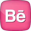128x128px size png icon of Active Behance