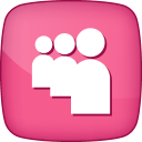 128x128px size png icon of Active MySpace
