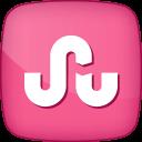 128x128px size png icon of Active StumbleUpon 2