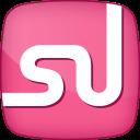 128x128px size png icon of Active StumbleUpon