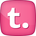 128x128px size png icon of Active Tumblr
