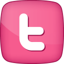 128x128px size png icon of Active Twitter 2