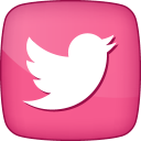 128x128px size png icon of Active Twitter