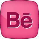 128x128px size png icon of Hover Behance