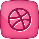 128x128px size png icon of Hover Dribble